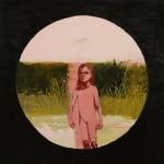 Twilight Girl, 2007, Oil on canvas, 122 x 122 cm