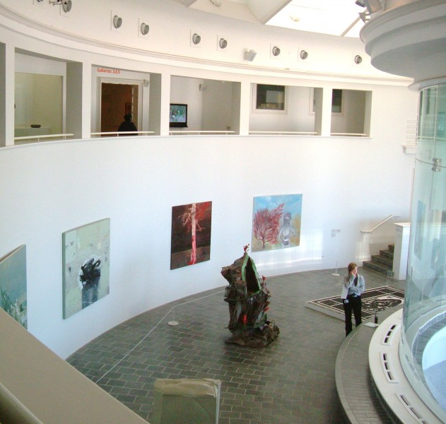 Night Paintings, Installation, Tate Gallery St Ives